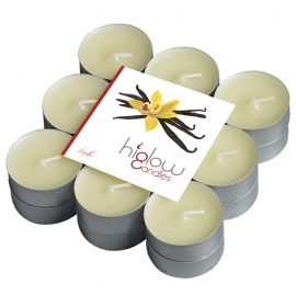 Scented Tea Lights - 18 Pack Vanilla