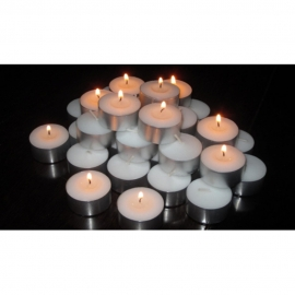Free Shipping Bulk 7 Hr Tealights 400 Case